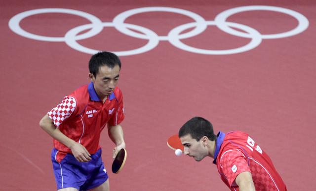 Ruivu u borbi za medalju Hrvatskoj na Olimpijskim igrama