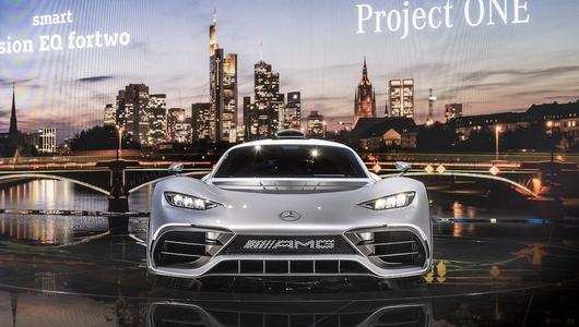 Mercedes Project One ma zdeklasować rywali w klasie hiperaut