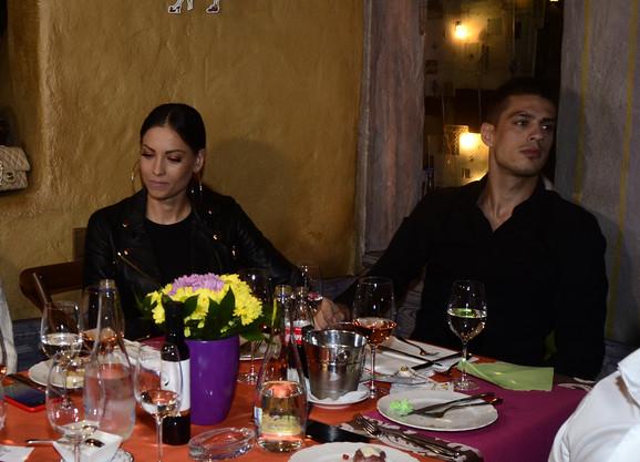 Mirka Vasiljević, Vujadin Savić