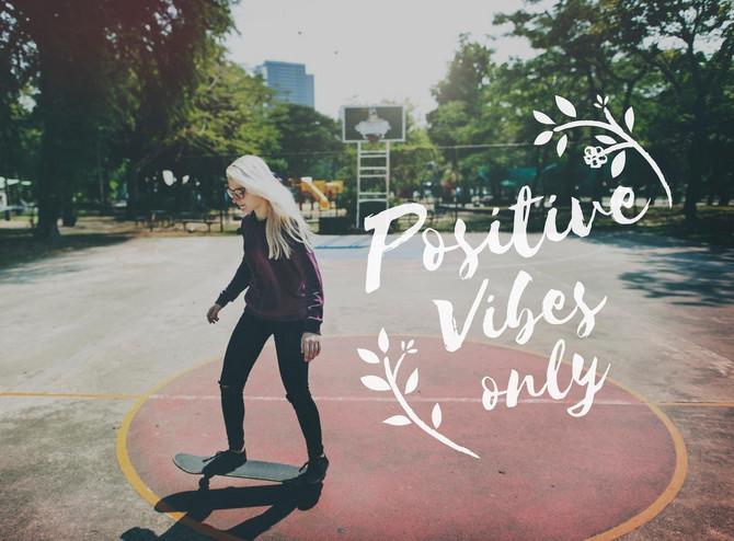 Kako danas biti i ostati pozitivann