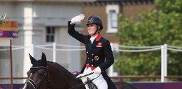 Koń uhonorowany pomnikiem. To trzykrotny mistrz olimpijski