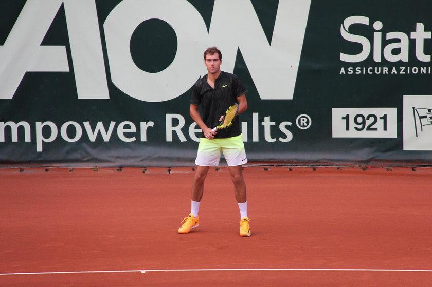 Wielki powrót formy polskiego tenisisty