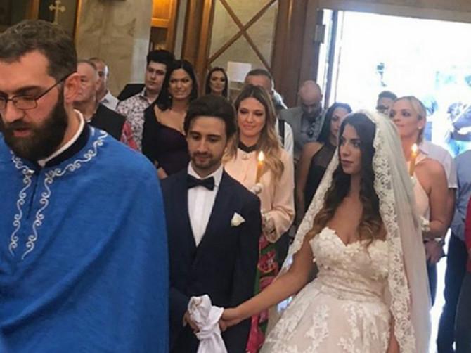 Na svadbi o kojoj priča cela Srbija i prelepa Makedonka: Slike su predivne, a ona VRHUNSKA DAMA
