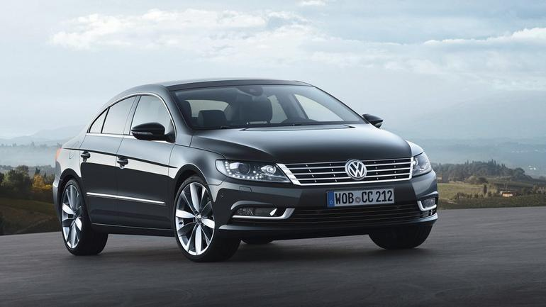 Volkswagen Passat CC w nowym wydaniu