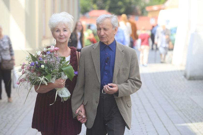 Eugeniusz i Lilianna Anna