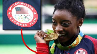 The US Olympic team's logo only has 13 stars for a simple legal and logistical reason