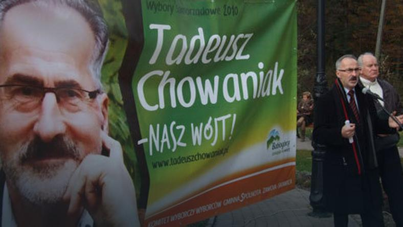 Tadeusz Chowaniak, fot. tadeuszchowaniak.pl