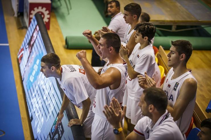 Kadetska košarkaška reprezentacija Srbije, Kadeti Srbije