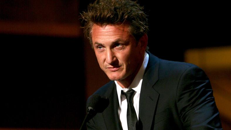 Sean Penn zagrał starzejącego się gwiazdora rocka