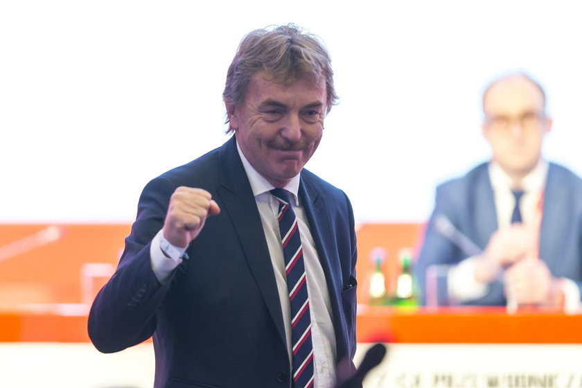 Pilka nozna. Walne zgromadzenie sprawozdawczo-wyborcze delgatow PZPN. 28.10.2016