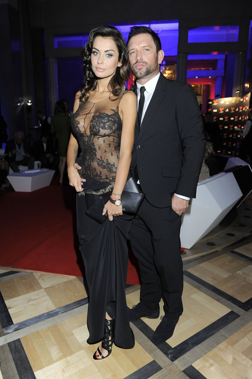 Natalia Siwiec i jej mąż Mariusz Raduszewski