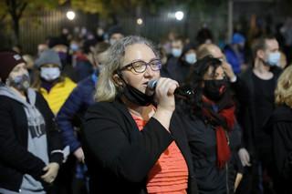 Lempart: Ludzie protestują nie tylko w sprawie aborcji, mają dosyć tego rządu