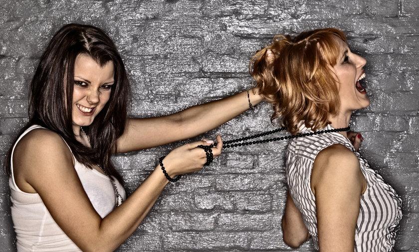 kobiety, kłótnia