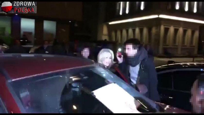 Atak na Magdalenę Ogórek. Jest reakcja stołecznej policji