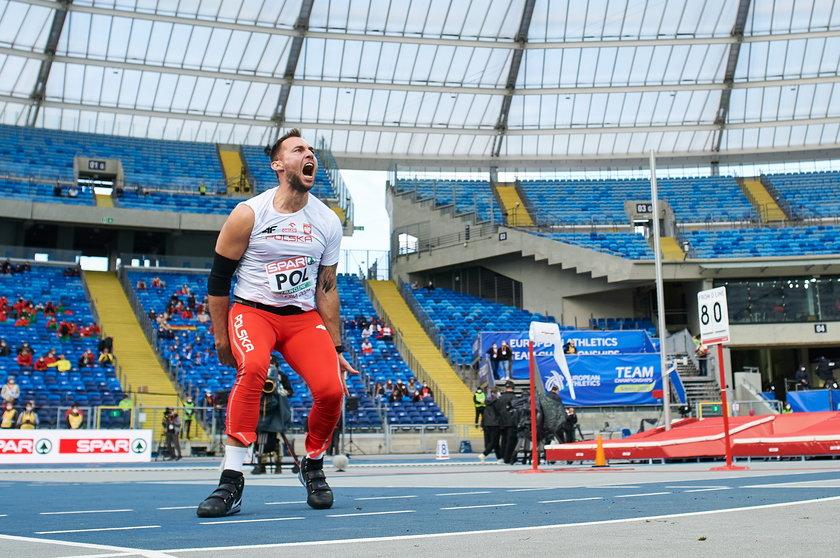 Marcin Krukowski podczas mitingu Paavo Nurmi Games w fińskim Turku ustanowił rekord kraju – 89,55 m!