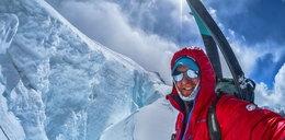 Wzruszające, niezamierzone pożegnanie alpinisty z bliskimi