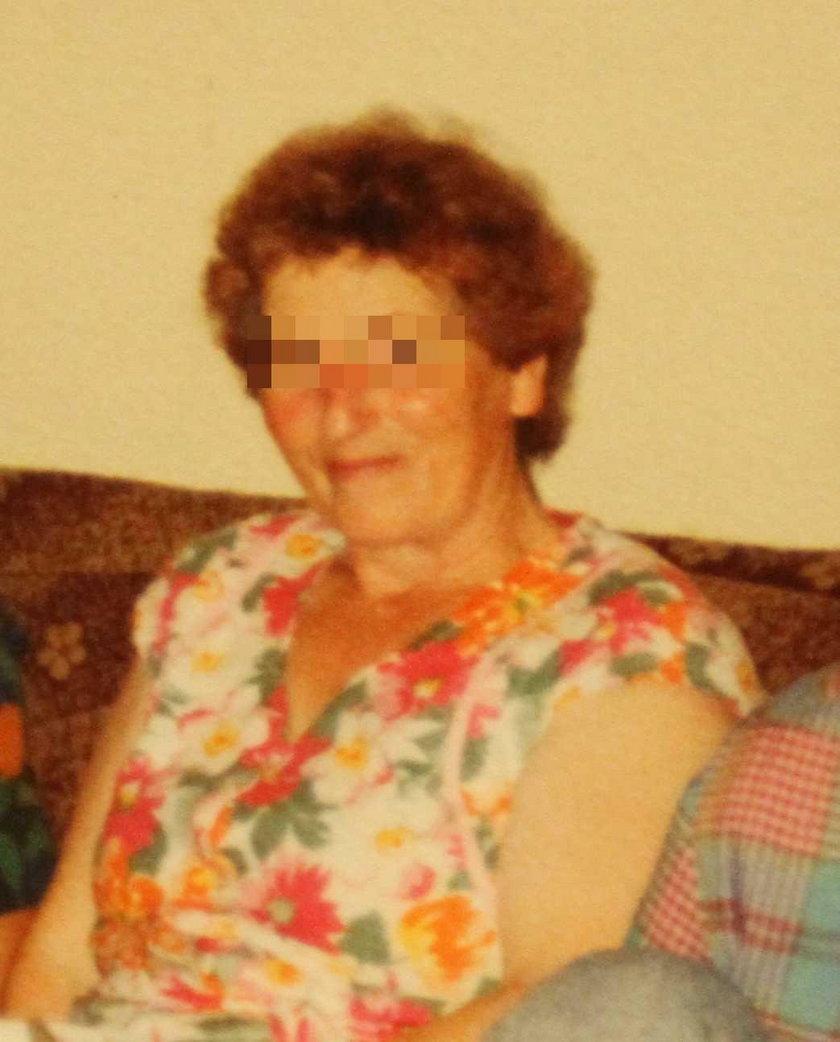 Siostra Mariana Ozgi, 69-letnia Janina