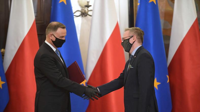 Andrzej Duda, Krzysztof Szczerski