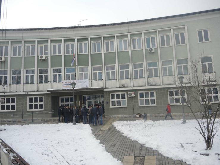 Zgrada Skuopštine opštine Požega