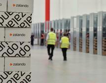 Zalando ma obecnie osiem centrów logistycznych w Europie