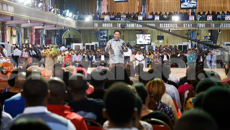 Prophet T B Joshua SCOAN pastor blames failed prophecy on fasting