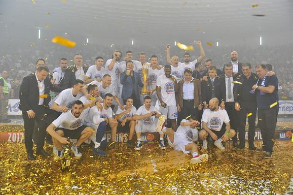 Košarkaši Budućnosti će pokušati da odbrane šampionsku titulu