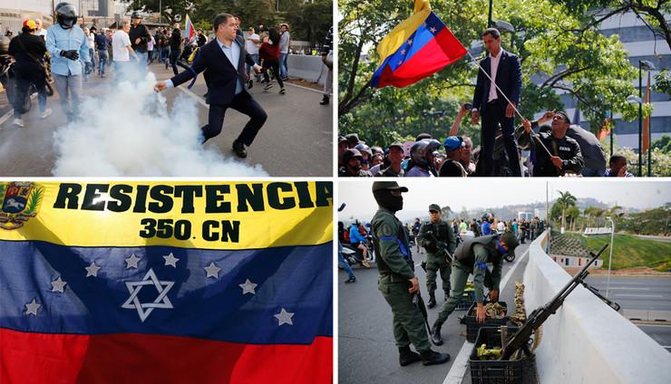 venecuela kombo foto Tanjug AP