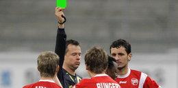 Rewolucyjna zmiana wchodzi w życie! Zielone kartki w piłce nożnej