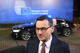 Morawiecki po szczycie UE: Udało nam się utrzymać kilka dodatkowych miliardów
