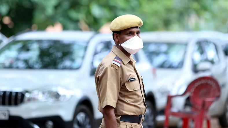 Zakażenie wirusem potwierdzono u 23-letniego studenta uczelni medycznej w mieście Kochi, w stanie Kerala. 86 osób, które miały kontakt z chorym, zostało poddanych kwarantannie