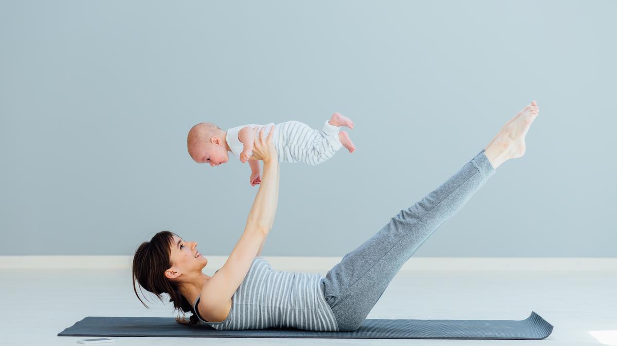 fogyni szülés után