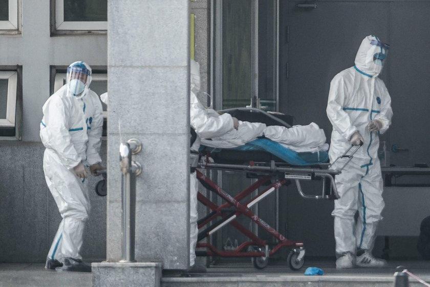 Dwaj dziennikarze pisali o koronawirusie. Zniknęli bez śladu...