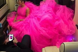 Ovo nije samo haljina, ovo je SPEKTAKL
