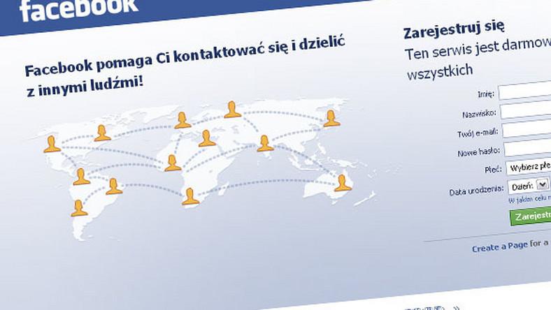 Facebook da głos