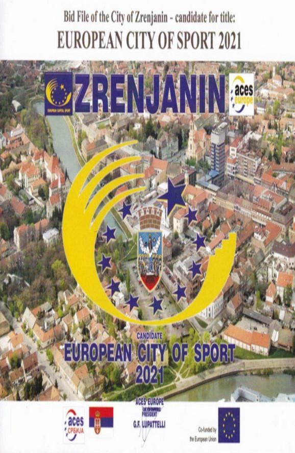 Evropski grad sporta 2021.