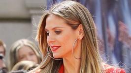 Heidi Klum ma zachwycające włosy. Jak o nie dba?