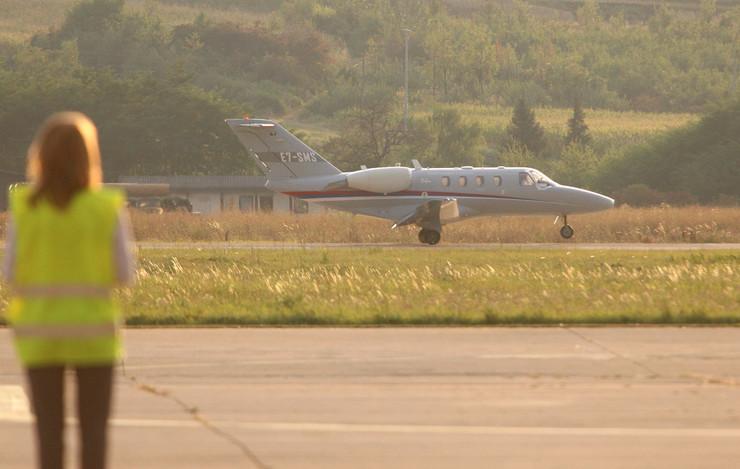 Avion cesna Vlada Republika Srpska