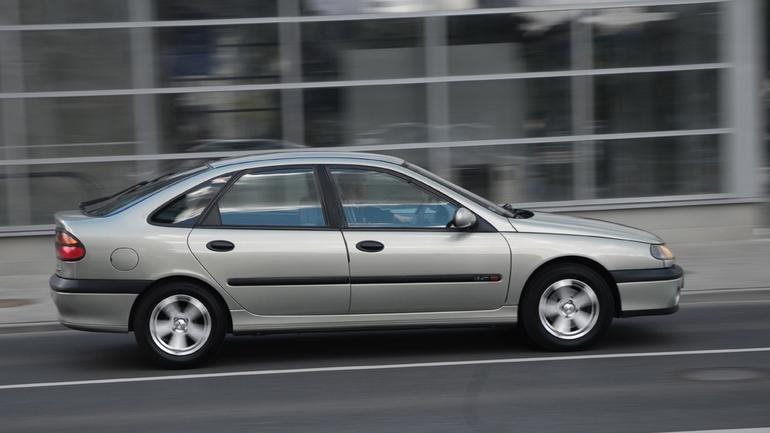 Renault Laguna 1.9 dTi - Głośna, ale trwalsza niż dCi