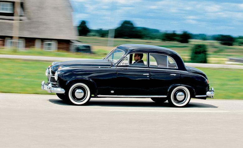 Z nieba do piekła: tego auta najpierw przez lata używał biskup Granady, później harowało  w roli taksówki. Mimo trudnej historii po 60 latach Borgward jest gotów na ekonomiczny cud.