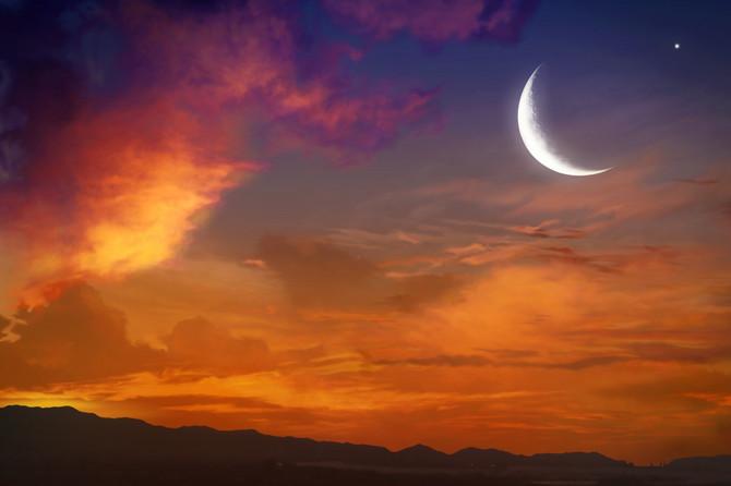 mlad mesec