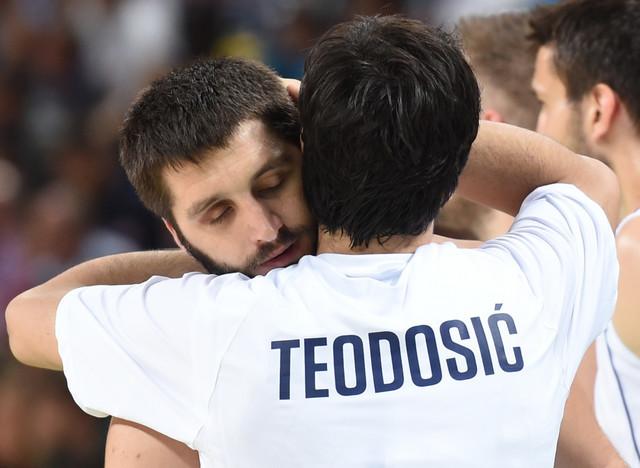 Stefan Marković i Miloš Teodosić, saigrači u Virtusu