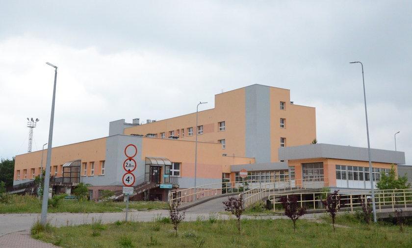 Wojewódzki Szpital Specjalistyczny w Legnicy.