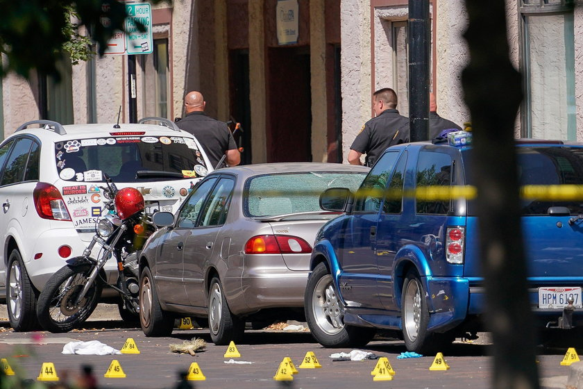 Strzelanina w Dayton