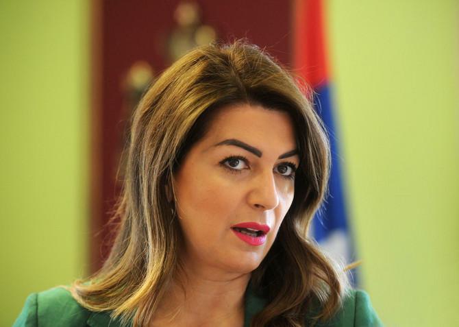 Tatjana Matić rukovodiće resorom trgovine, turizma i telekomunikacija