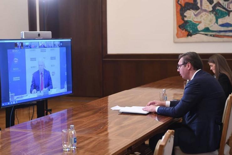 Aleksandar Vučić forum