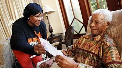 Nelson Mandela's daughter Zindzi is dead