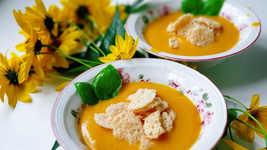 Zupa z dyni to smaczne i pożywne danie - olgasvitlynets/pixabay.com