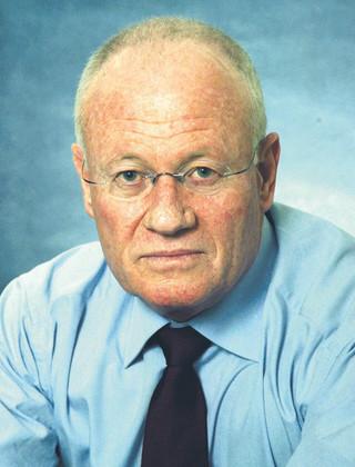 Dani Jatom, szef Mossadu w latach 1996–1998
