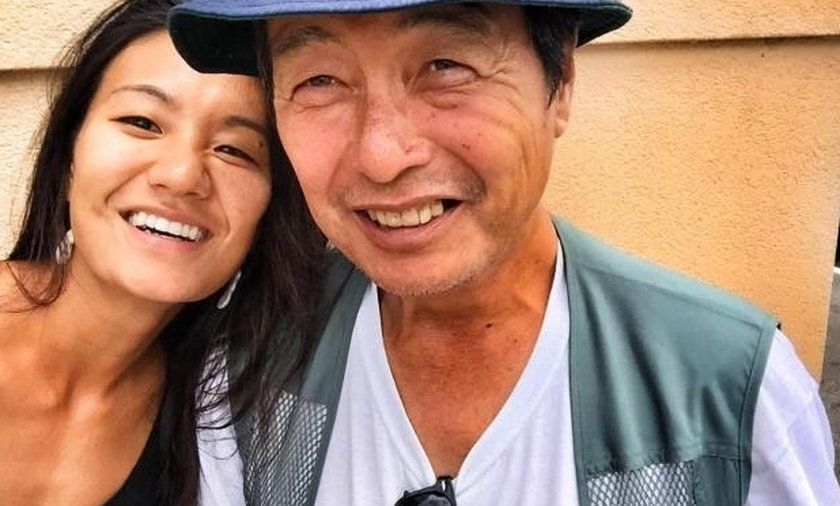 10 lat fotografowała bezdomnych. Odkryła, że jej ojciec jest jednym z nich!