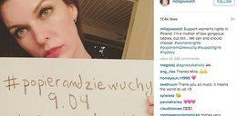 Milla Jovovich wspiera Polki ws. prawa do aborcji